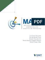 Metodología Para La Administración Efectiva de Proyectos 2.0