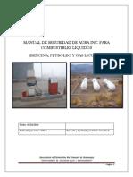 Manual de Seguridad Para Combustibles