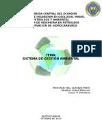 3 Sistemas de Gestión Ambiental