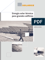 Solarge European Best Practice Catalogue Spanish