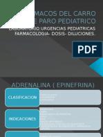 Carro de Paro Pediatria