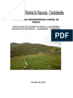 Proyecto Cajamarca