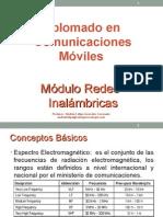Capacitación Redes Inalámbricas - Parte 1 - UNIAJC - Junio 2013