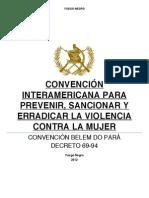 02-08-01-04 - Convencio¦ün belem do para¦ü (ONU)