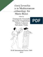 2013StrategieMuseo Musealizzazione Archeologica