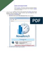 Tips Dan Trik Komputer I (Tes Kemampuan Komputer Anda Dengan NovaBen)
