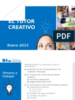 El Tutor Virtual Creativo