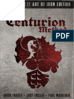 The Centurion Method - Complete Age of Iron Edition [DerHammer]