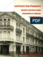 Barrio Universitario Desarrollo Urbano