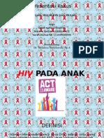 hiv anak