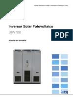 WEG Siw700 Inversor Solar Fotovoltaico 10002127700 1.5x Manual Portugues Br (1)