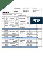 Planificación Algebra 2015 i