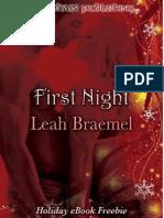 Leah Braemel [0.5 Proteção Hauberk] Primeira Noite