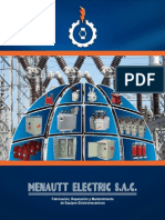 Catalogo Menautt Electric Mesac