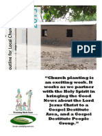 Church Planting Preparation Basics