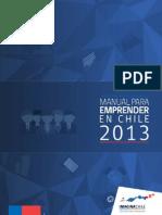 Manual Para Emprender en CHILE 2013pdf
