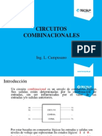 Circuitos Combinacionales - Electronica digital