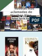Las Novelas Más Aclamadas de Stephen King