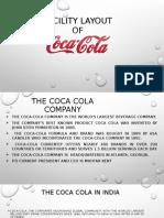 Facility Layout of Coca