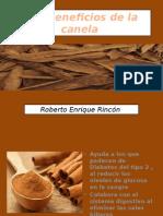 Los Beneficios de La Canela