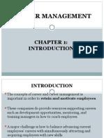 Career Management Chapter 1