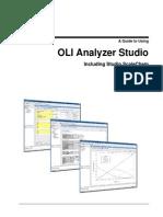 OLI Analyzer Studio 9.1 User Guide