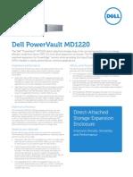 Storage Powervault Md1220 Specsheet