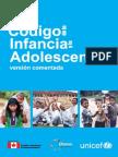 código de infancia y adolescencia comentado