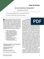 Interações Dos Anestesicos Halogenados