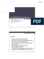 Determinants of Health [Compatibility Mode]