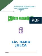 Carpeta Pedagogica Modificado 2015 Lascamayo...