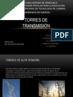 Torres de Trasmisión.
