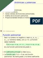 4-2 FuncionesPolinomicasPotenciasRacionales_A & ClassPad