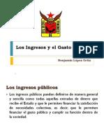 Fiscal Ingreso Gasto Publico