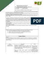 Secuencias Didacticas y Planes de Sesion 2
