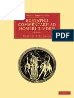 (Cambridge Library Collection - Classics 1) Eustathius, J. G. Stallbaum (editor)-Eustathii Commentarii ad Homeri Iliadem, Volume 1 (Cambridge Library Collection - Classics)-Cambridge University Press .pdf