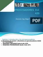 Microprocesadores 30 de Septiembre 2014