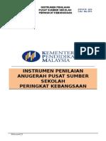 Instrumen Penilaian APSSK Version 2014