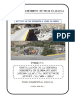 Pip-Defensa Ribereña Calachota