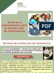 tcnicaseinstrumentosderecoleccindeinformacin-110921113001-phpapp01.pptx