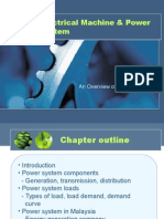Chapter 4 an Overview of Pwr Syst