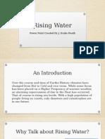 rising water, final e-porfolio mark 1