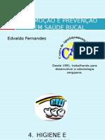 promoção e prevenção em saúde bucal