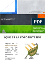 Presentación Fotosintesis Biotecnologia. APLICACION BIOTECNOLOGICApptx