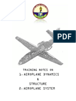 Aircraft Dynamics Structure & Systems