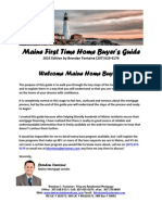 2015 Maine Home Buyer Guide