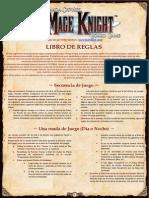 MageKnight LibroReglas v1.1