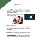 informe de fundamentos pedagogicos de la educacion primaria.docx