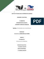 Unidad 2 Estructura de Los Materiales