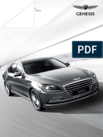 Hyundai Genesis Information and Specs